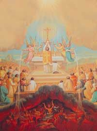 November The month dedicated to the Poor Souls in Purgatory All Souls Day: November 2