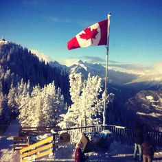 Banff National Park, Alberta (Sulphur Mountain)