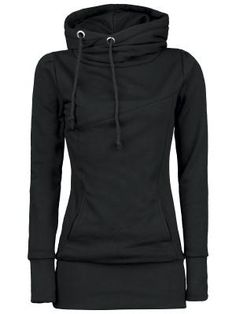 Girls hooded sweatshirt by Smart Hoodie - medium or large, I can't tell which would be more comfy