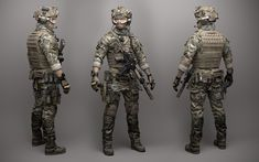 Combat Armor, Combat Gear, Military Guns, Military Art, Rainbow Six Siege Art, Military Action Figures, Military Special Forces, Delta Force, Weapon Concept Art