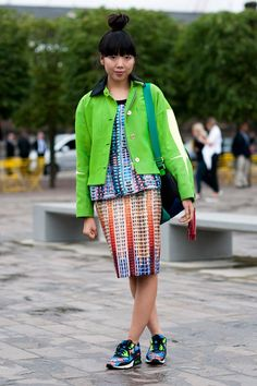 Glimpse at the London Fashion Week Spring 2014