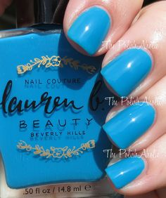 Lauren B Beauty Malibu Beach Swatch & Review