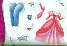 All Dressed Up: Disney Princess Paper Dolls, Part 2: Winter Wardrobe | Miss Missy Paper Dolls