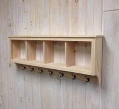 Wall Mounted Coat Racks With Shelf - Foter