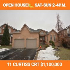 I'm excited to be hosting my first 🚨OPEN HOUSE🚨 of 2017! Located in the sought out community of Old Maple this 2000 sq ft bungalow with a finished basement will fly! Come take a look!