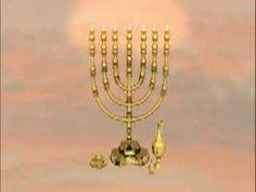 Planos para el Candelabro de oro (Exodo 25; 31-40)