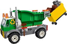 LEGO Juniors - Garbage Truck by Lego Systems, Inc. - $21.95