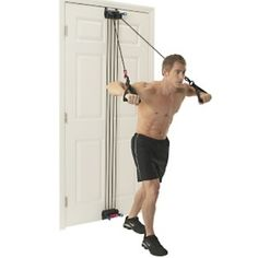An easy way to get strength training and cardio. It\u0027s a total body workout in just minutes a day!  sc 1 st  Pinterest & EZ Gym Portable Complete Home Fitness System   Workout posters ...