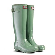 Gloss Wellies | Original Tall Gloss | Hunter Boot