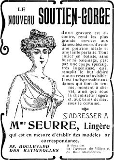 1906 brassiere from http://commons.wikimedia.org/wiki/File:LeNouveauSoutienGorge1906Femina.png