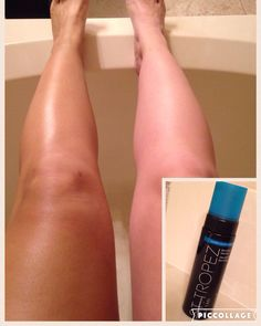 The BEST self tanner! It doesn't make you orange, just a natural looking tan! Find at Salon Couture Beauty Tips For Skin, Beauty Make Up, Beauty Secrets, Diy Beauty, Beauty Hacks, Safe Tanning, Best Tanning Lotion, Tanning Tips, Tanning Products