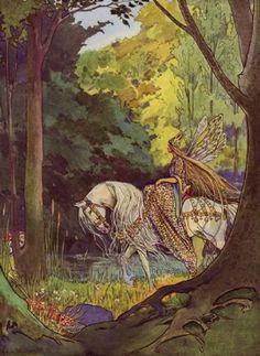 Königin der Elfen (A. von Volborth)