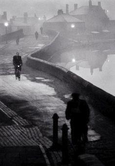 Tipton at Dawn, Black Country, by John Bulmer 1960-61