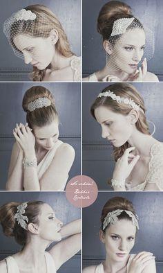 Bridal Accessoires ~ Brautaccessoires Debbie Carlisle
