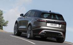 Range Rover Velar leva 5 estrelas em teste de colisão na Europa
