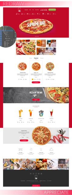 YangXin - Chinese Restaurant Magento Theme | Web Design | Pinterest ...