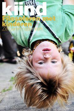 Filosoferen met kinderen | Kiind