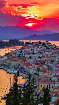 Poros Island, Greece- beautiful place, great food!