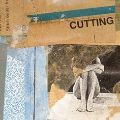 Collage Art by Randel Plowman -The International Museum of Collage, Assemblage and Construction