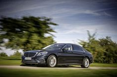 The new 2014 Mercedes-Benz S65 AMG will debut at the 2013 L.A. Auto Show. Follow along as we live blog the event. #autos #cars