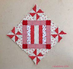 Nearly Insane Quilt, Block 74 Salinda Rupp Quilt Block Patterns, Pattern Blocks, Quilt Blocks, Quilting Tutorials, Quilting Projects, Quilting Designs, Dear Jane Quilt, Farmers Wife Quilt, Two Color Quilts
