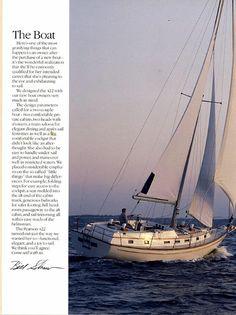 Pearson 422 Sailboat