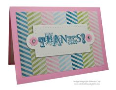 Card Creations by Beth: It's All in the Details; Stampin Up 2013 Sale-A-Bration; Vintage Verses