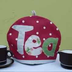 Tea cosy - tea cup design (T015)