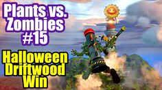 Plants Vs Zombies Garden Warfare Gameplay [15] Halloween Driftwood Shore.