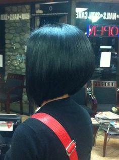 """Graduated A-line Bob hair cut Irvine 92604"" | Yelp"
