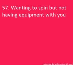 This happens to me..ill have the urge to spin in the middle of a class or when im doing something else