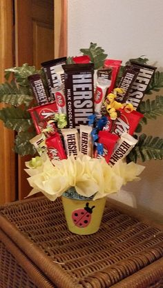 Mixed Chocolates Assorted Valentine's or Birthday by AnitaEvelyn
