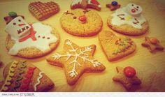 pierniczki Boże Narodzenie 2014