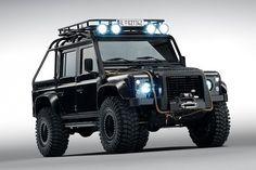 Land Rover Defender Spectre - Men's Gear