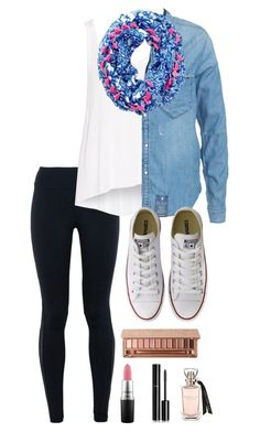 """I figured it out, I figured it out from black and white"" by toonceyb ❤ liked on Polyvore featuring NIKE, rag & bone, G-Star, Converse, Urban Decay, Chanel, MAC Cosmetics, women's clothing, women's fashion and women"