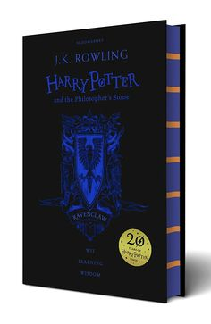 20 years Harry Potter and the Philosopher Stone Ravenclaw edition