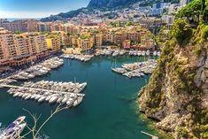 Monako je po Vatikánu druhým nejmenším státem na světě.
