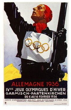 Allemagne 1936    1936 Berlin Olympics.