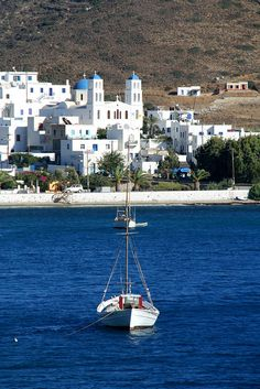 Katapola, Amorgos , Greece
