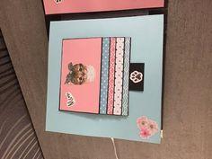 Mini Albums, La Cascade, Minis, Frame, Waterfall Cards, Mini Album Tutorial, Blue Roses, Book Binding, Stuff Stuff