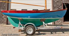 Herreshoff knows how to make a boat.
