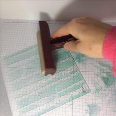 Woodland Embossing Folder card tutorial by Amy Jasper www.inkingonthefly.com