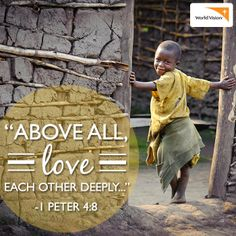 4/13/14: Show a child that they are loved and valued. You can change their life by becoming a sponsor today! Find out how at: http://www.worldvision.org/sponsor-child/learn-about-sponsorship?&campaign=108929189