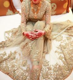 Pakistani bridal - anarkali