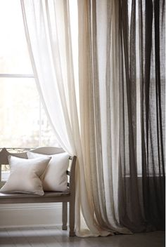 58 Best Sheer Curtain Ideas Images In