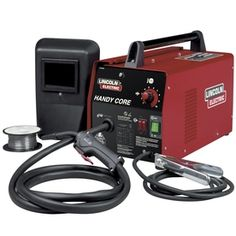 Shop Lincoln Electric 120 Volt Flux Cored Wire Feed Welder At Lowes