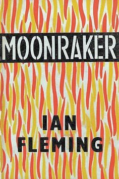 First edition book cover