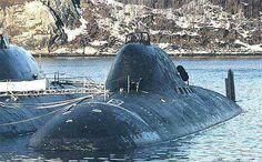 Alfa-class submarines