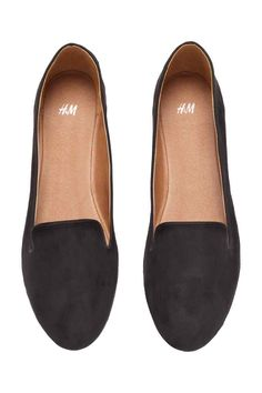 Slippers - black (12.99 €) | H&M