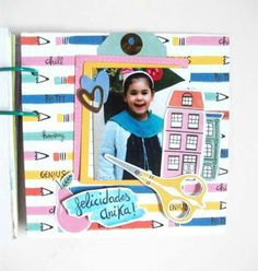 Pagina scrap finders keepers amy tangerine